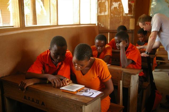 Image result for ghana kids reading