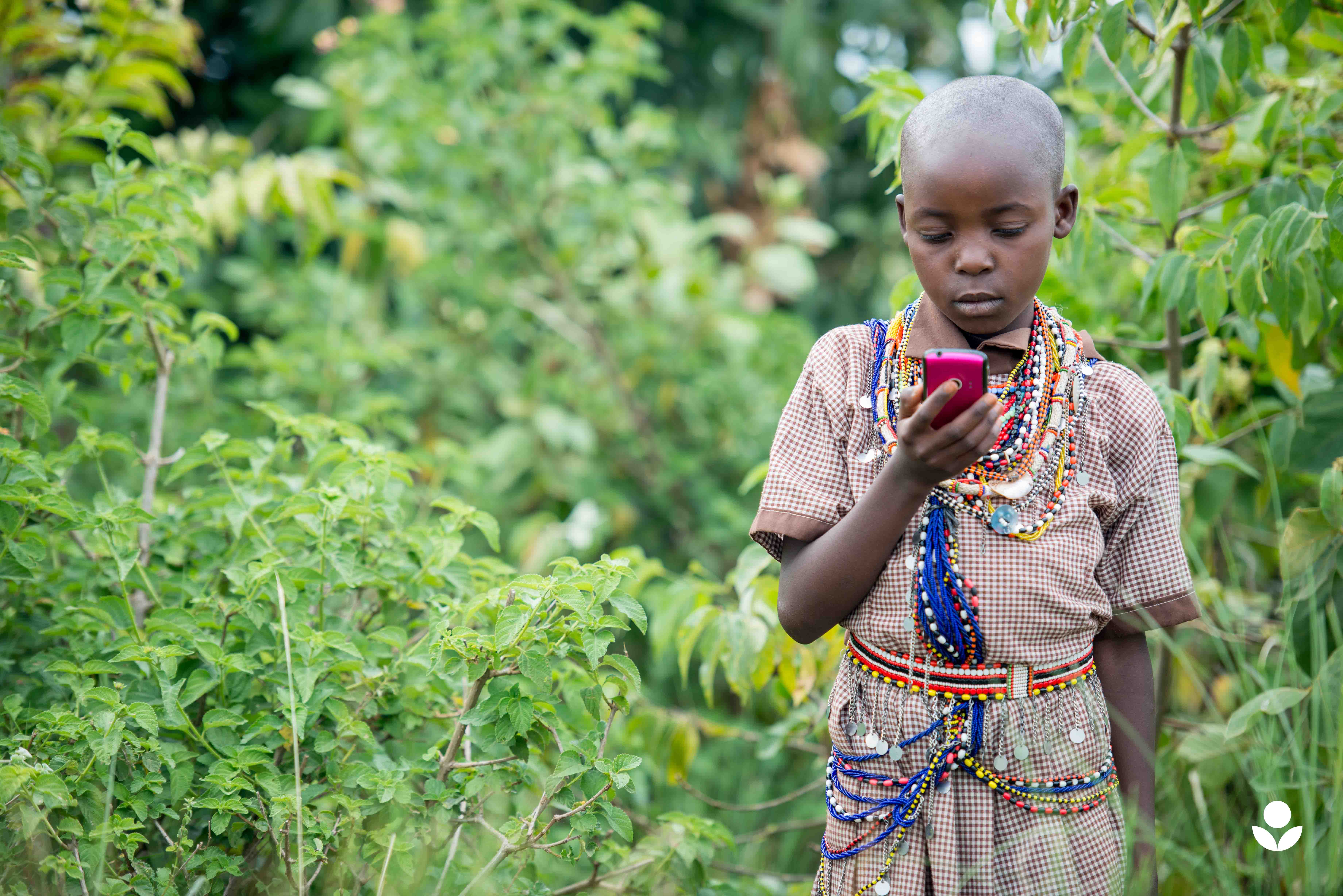 Reading on mobile phones in Africa