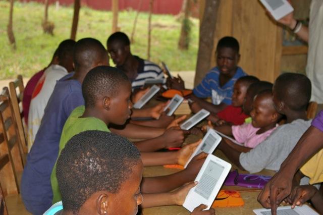 orphanaid africa - Worldreader