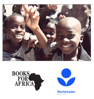 Worldreader & Books for Africa