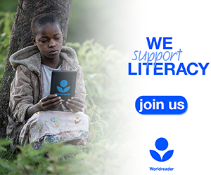We support Literacy