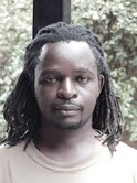 Kenyan author Stanley Gazemba