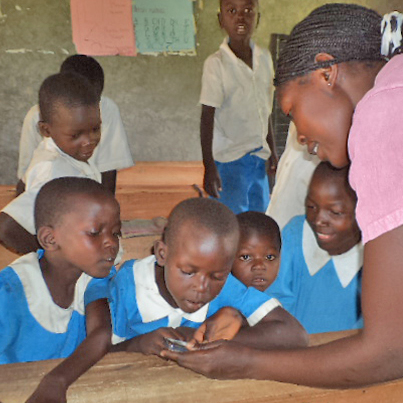 Mobile Reading in the Developing World