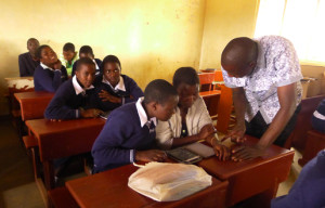 student training active africa