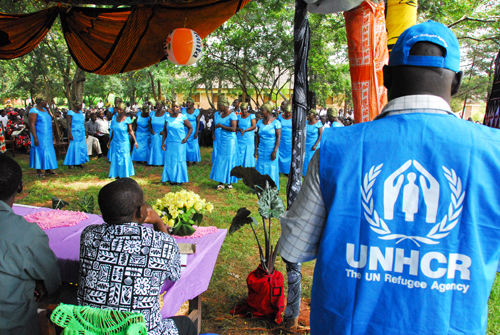 2014 UNHCR Worldreader launch in Tanzania