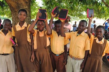 Dzelukope, Mangoase, and Saviefe Primary Schools