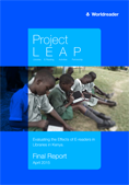 Project LEAP cover