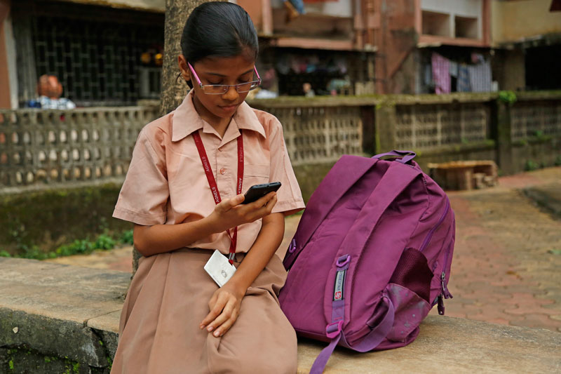 Katha Partnership Worldreader Mobile Reading