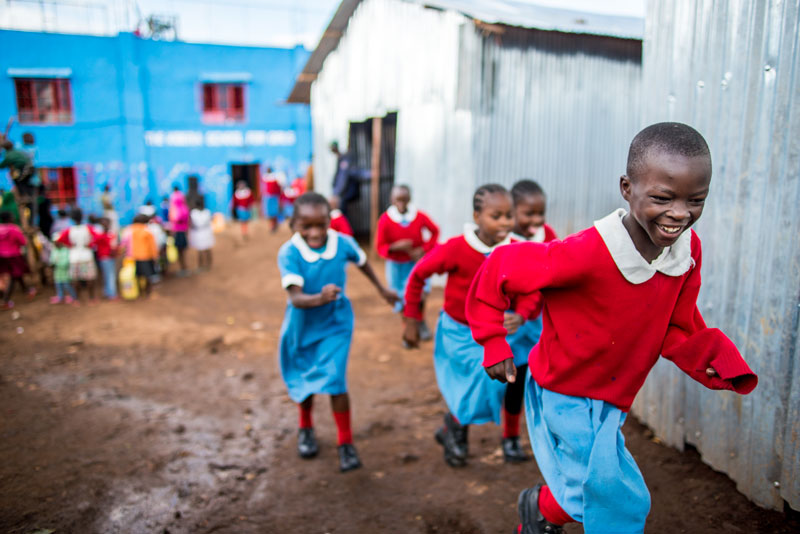 Worldreader ebooks for kids at Kibera School improve literacy