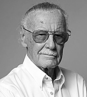 Photo of Stan Lee