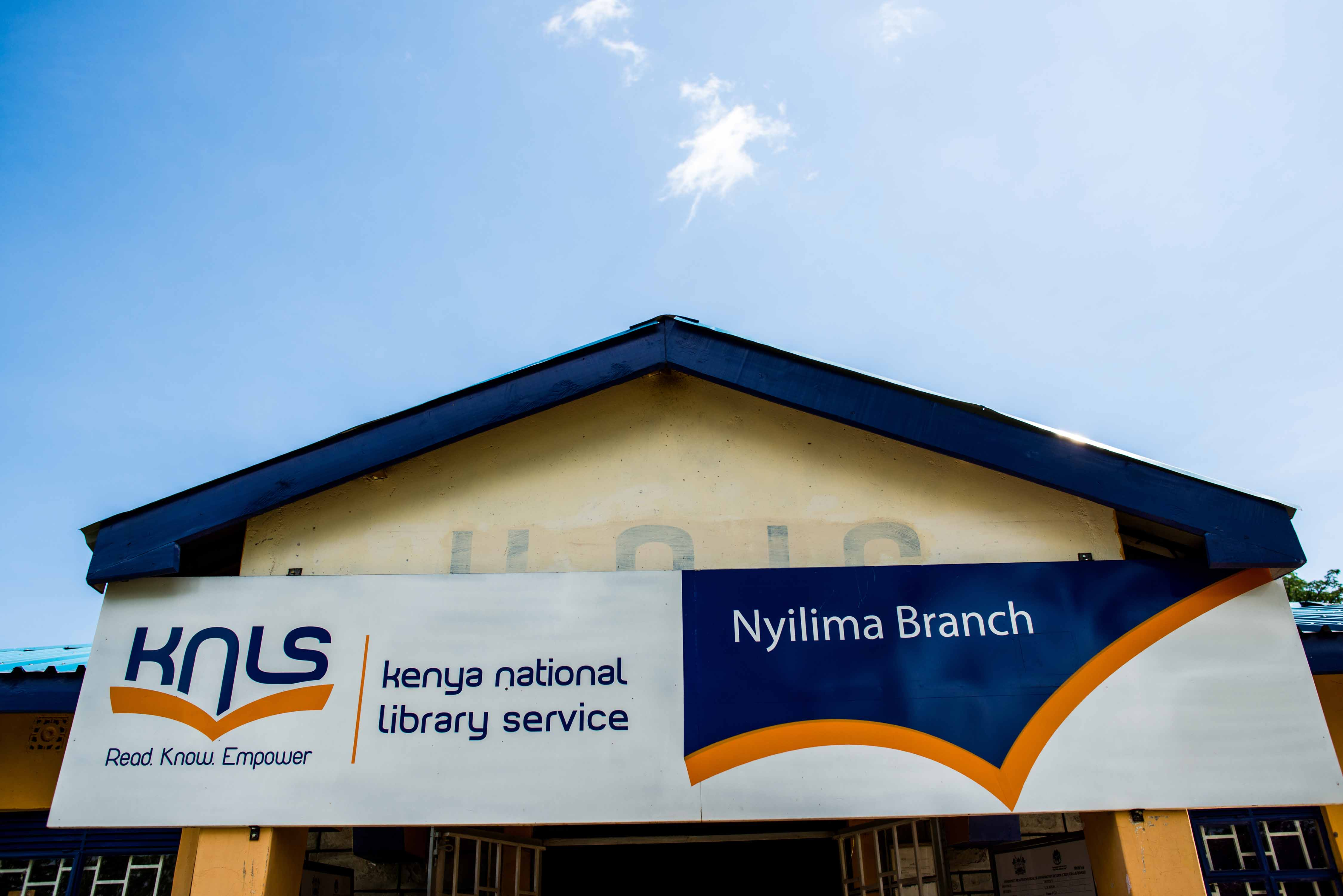 Kenya National Library Service