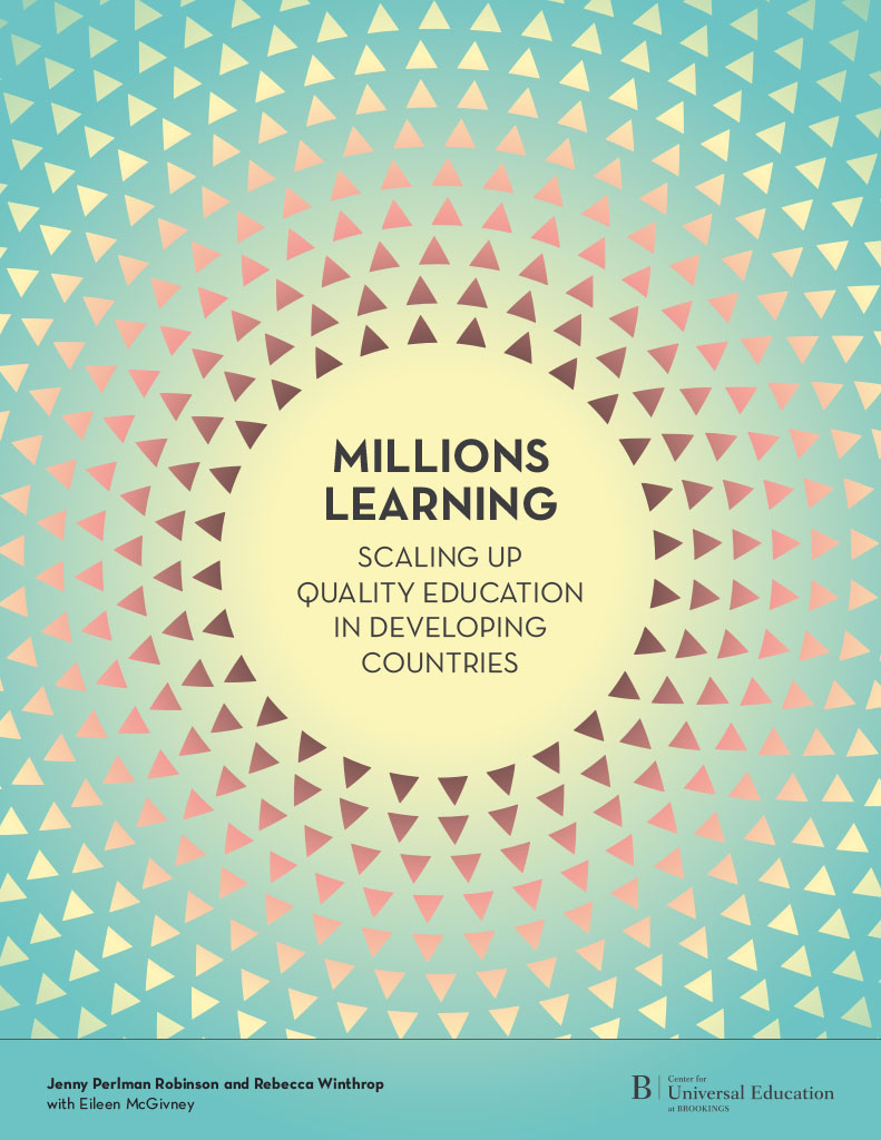 Cover of Millions Learning