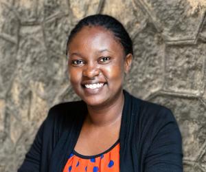 Photo of Caroline Mwende