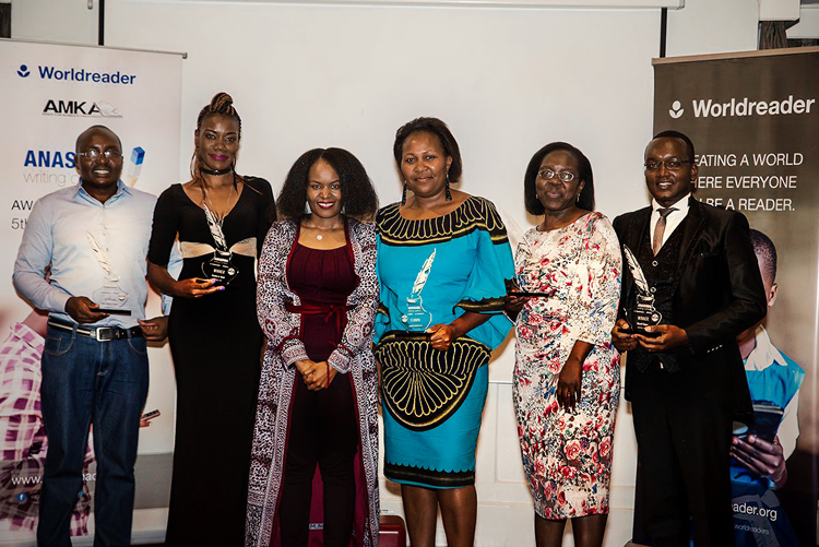 The anasoma collection finalists
