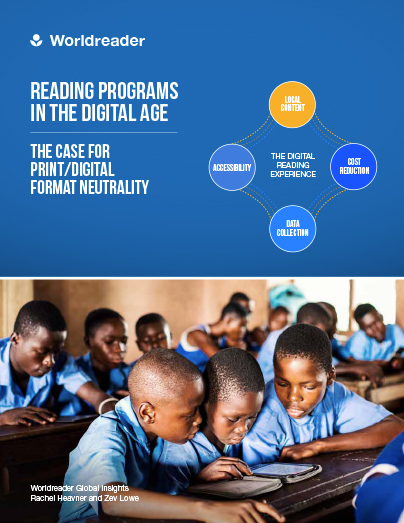 Reading Programs in the Digital Age cover