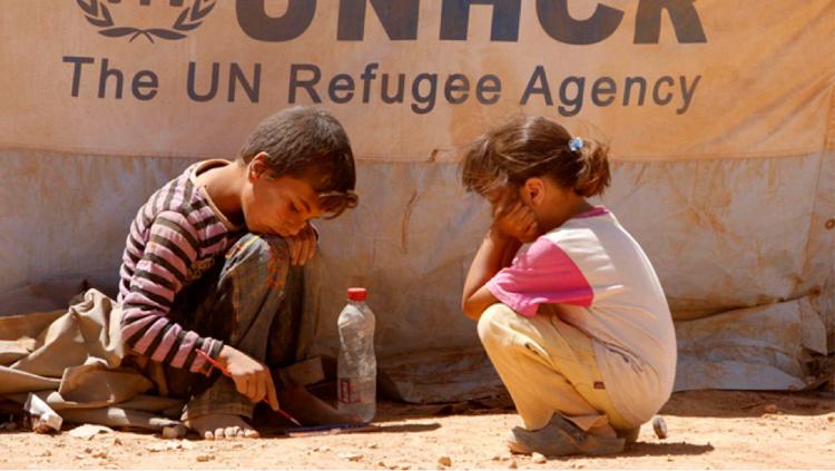 syrian refugees UNHCR