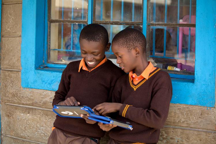 amazon donates titles to children in africa
