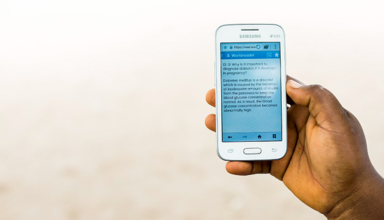worldreader delivers digital books to the developing world