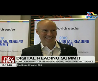 News & Press about Ebooks in Africa and Worldreader Mobile