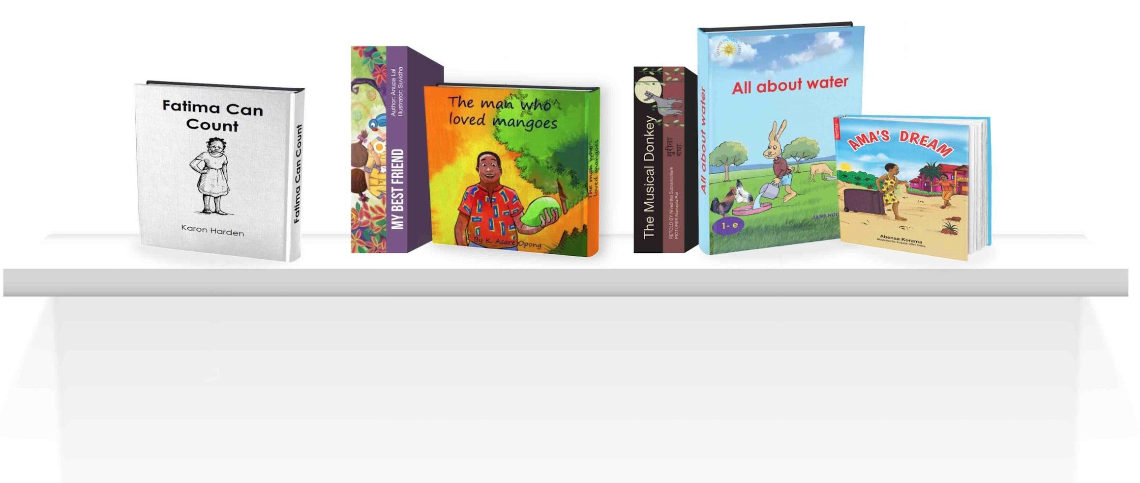 worldreader books