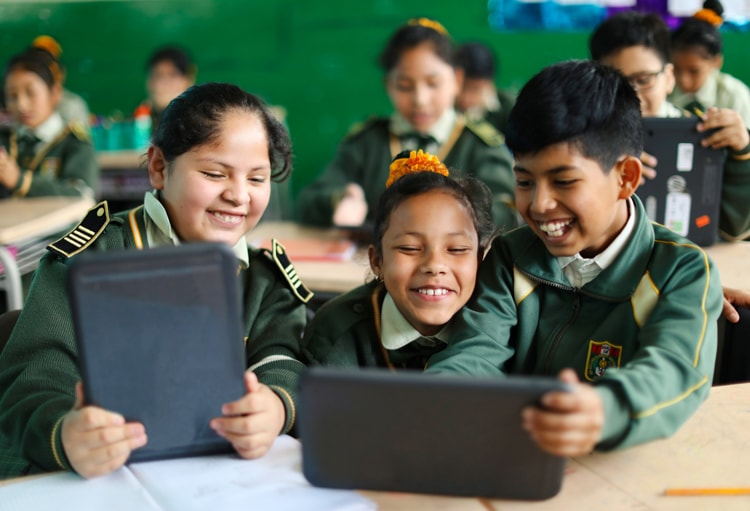 student peru education technology ed tech worldreader