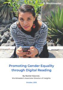 gender report worldreader