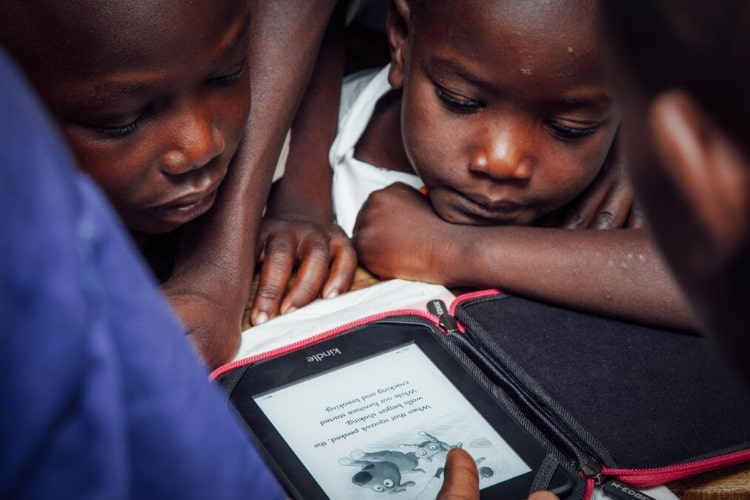 worldreader digital reading