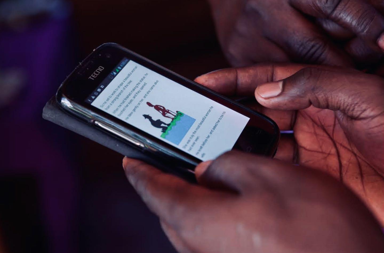 worldreader mobile